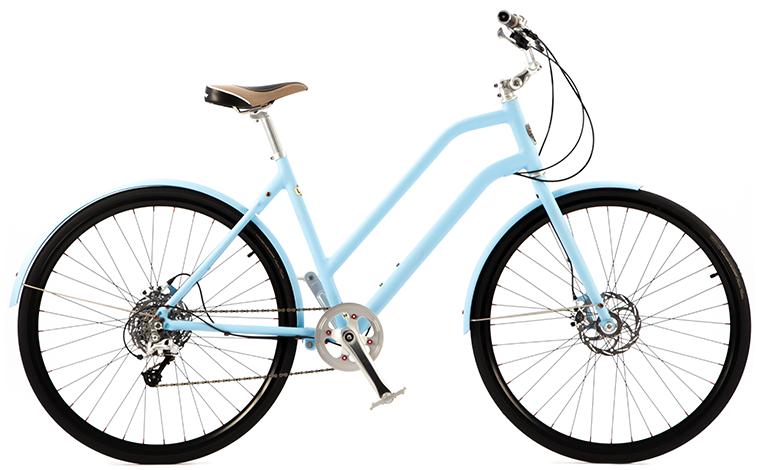Vélo urbain Life Confort